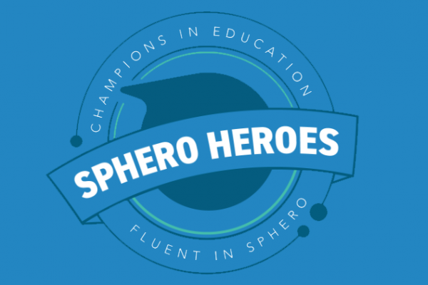 Sphero Heroes Ambassador Program for Educators