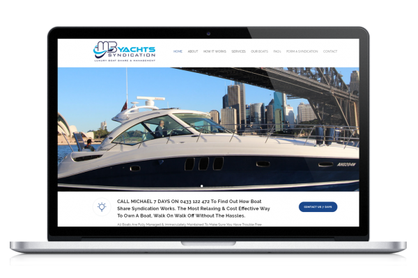 MB Yachts Syndication