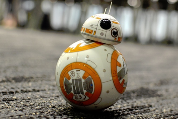 New Star Wars BB-8™ Droid from Sphero