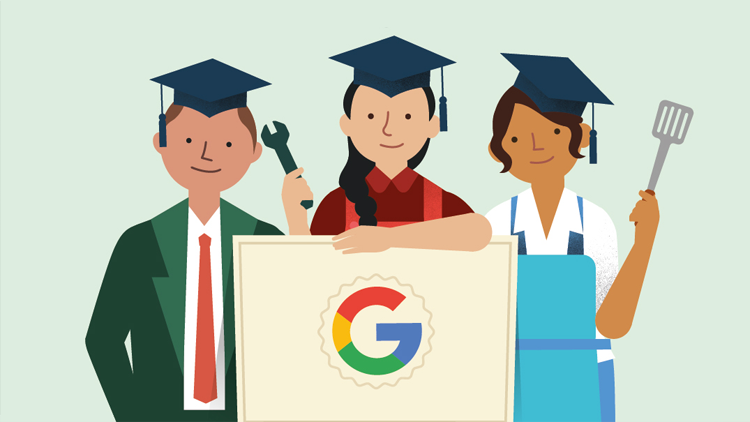 Google offering free online Digital Certification Courses - Webtek Media