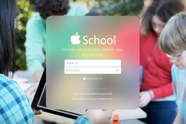 Upgrade to Apple School Manager deadline fast approaching