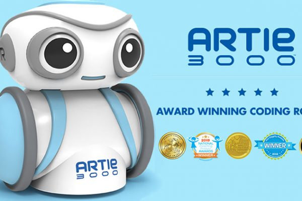 Artie 3000 entry level coding for Primary Schools