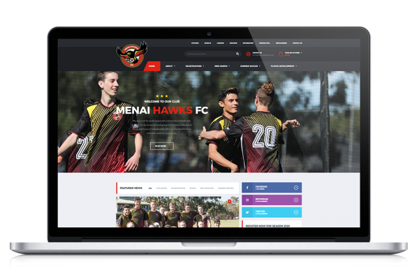 Menai Hawks Football Club